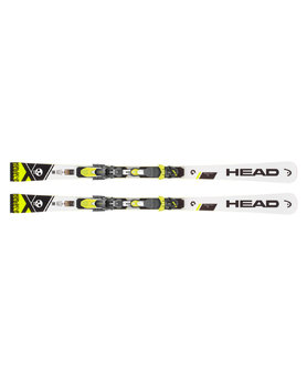 Head WC Rebels i.SL + FF Evo 11 18/19