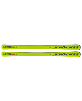 Stöckli Laser AX 2018/19 + Salomon XM13 C90 yellow/blue