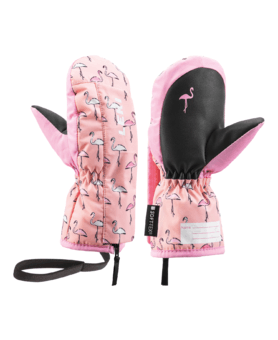Leki Little Flamingo Zap Mitt Rose/Pink 18/19
