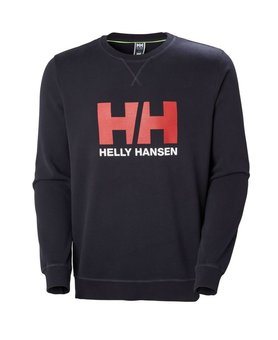 Helly Hansen HH Logo Crew Sweat Navy