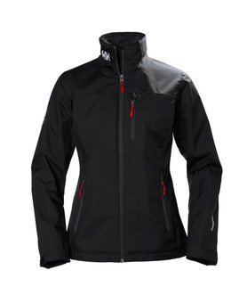 Helly Hansen W Crew Jacket - Black