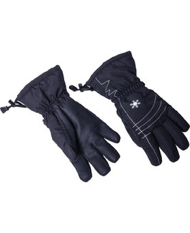 Blizzard Viva Echo ski gloves black/silver