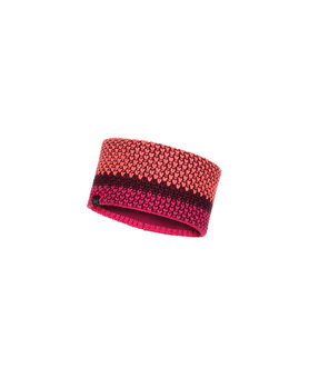 Buff Headband Knitted a Polar Tilda Bright Pink