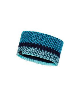 Buff Headband Knitted a Polar Tilda Curacao Blue