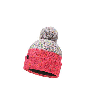 Buff Knitted and Polar hat Jama Cloud