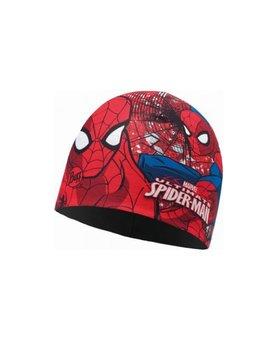Buff Microfiber a Polar hat junior Spiderman Approach Black Multi