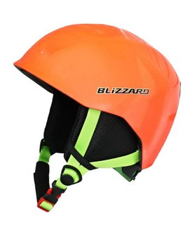 BLIZZARD SIGNAL ski helmet, orange