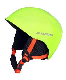 BLIZZARD SIGNAL ski helmet, yellow