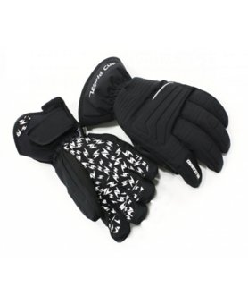 Blizzard World Cup ski gloves black