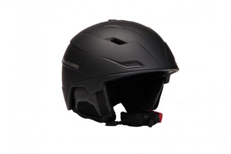 BLIZZARD DOUBLE ski helmet, black matt
