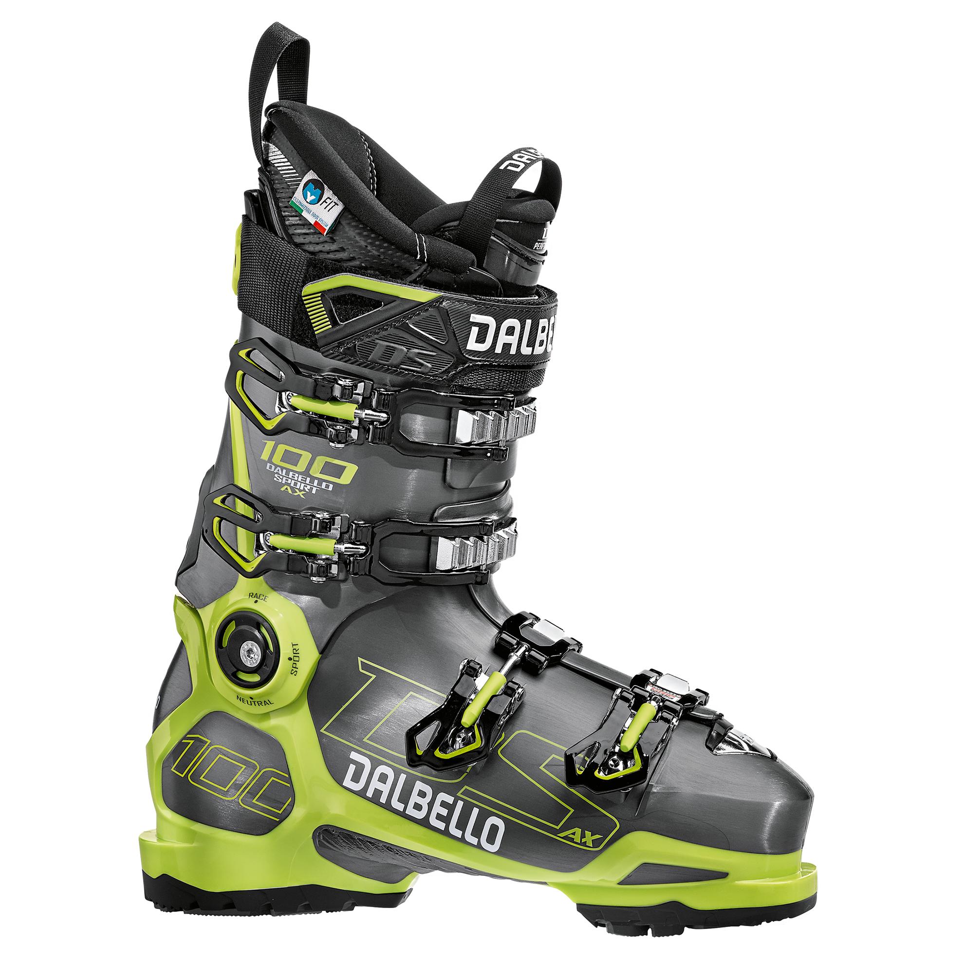 Dalbello ds ax 100 - DS-AX-100-GW D1804002-10-ohne 656031e8394
