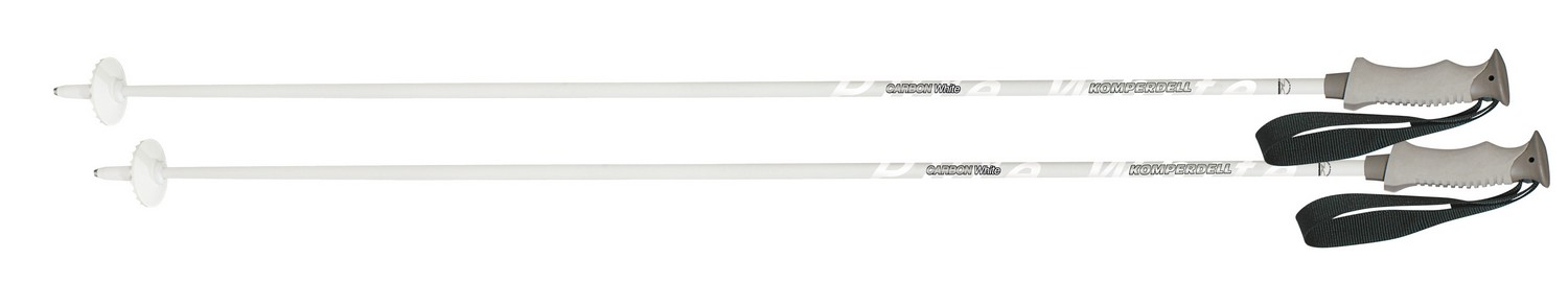 Komperdell Carbon Pure White