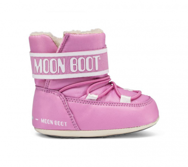 Moon Boot Crib 2 Pink