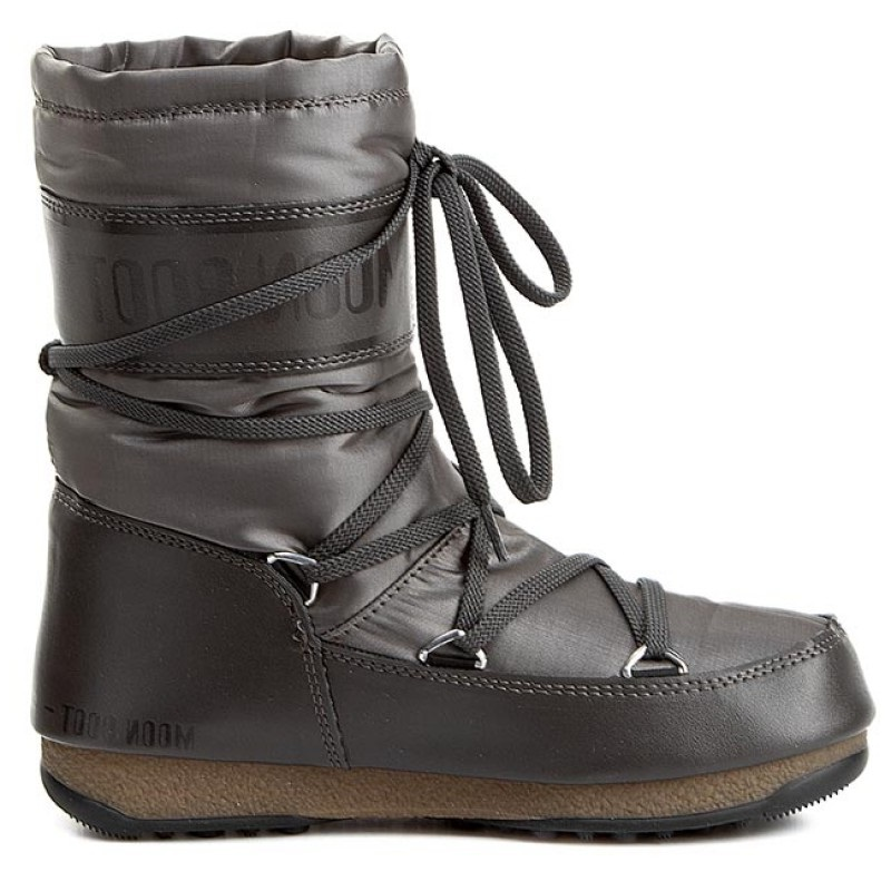 Moon Boot We Soft Shade Mid 18/19 anthracite