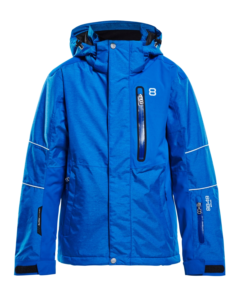 8848 Altitude Nic Jr Jacket Blue