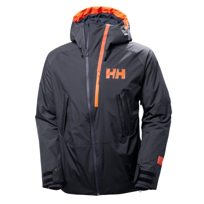 Helly Hansen Nordal Jacket Graphite Black