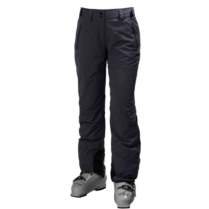 Helly Hansen W Legendary Pant Graphite Black