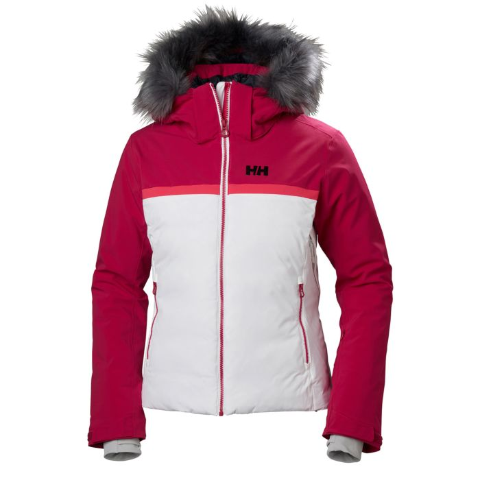 Helly Hansen W Powderstar Jacket White